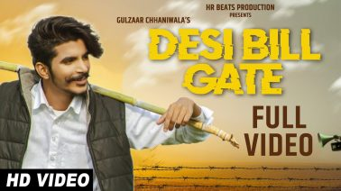 Desi Bill Gate Song Lyrics