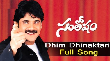 Dhim Dhinaktari Song Lyrics
