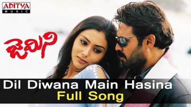 Dil Diwana Main Hasina Song Lyrics
