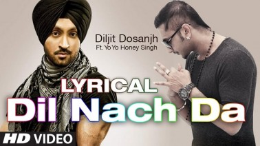Dil Nachda Song Lyrics