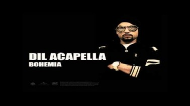 Dil acapella Song Lyrics