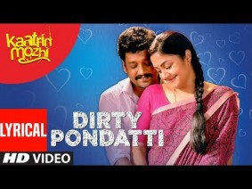 Dirty Pondatti Song Lyrics