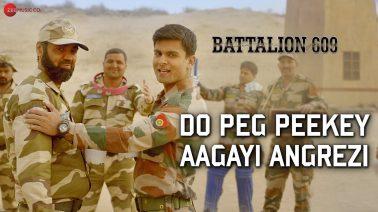 Do Peg Peekey Aagayi Angrezi Song Lyrics