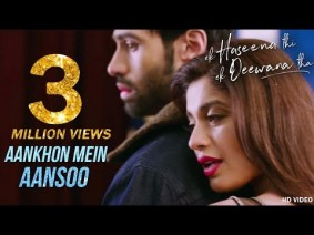 Aankhon Mein Aansoon Lyrics