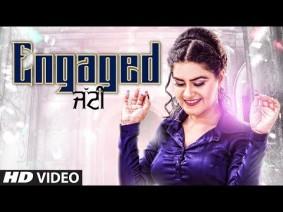 Engaged Jatti Song Lyrics