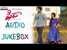 Fidaa Title Song Lyrics