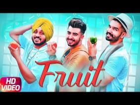 Fruit Song lyrics