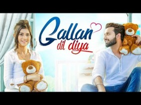 Gallan Dil Diya Song Lyrics