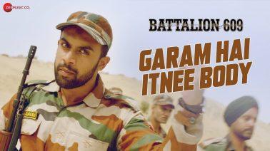Garam Hai Itnee Body Song Lyrics