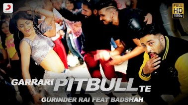 Garrari Pitbull Te Song Lyrics