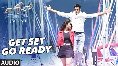 Get Set Go Ready Song Lyrics