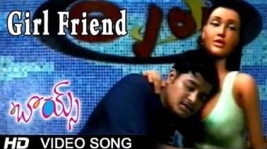 Girl Friend Song Lyrics
