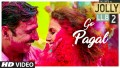 Go Pagal Song Lyrics