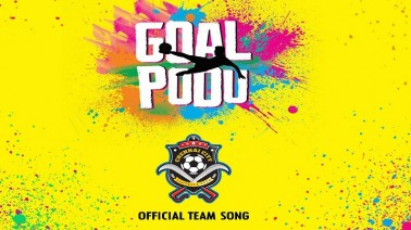 Chennai City FC Anthem Song Lyrics
