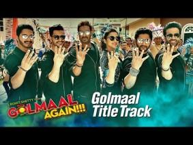 Golmaal Title Track Song Lyrics