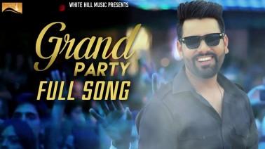 Grand Party Song Lyrics