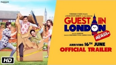 Guest Iin London Lyrics