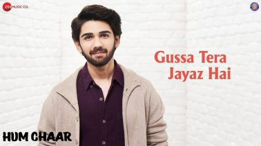 Gussa Tera Jayaz Hai Song Lyrics