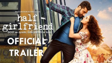Half Girlfriend Lyrics