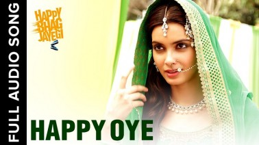 Happy Oye Song Lyrics