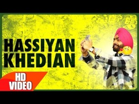 Hassiyan Khediyan Song Lyrics
