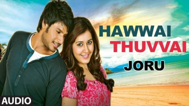 Hawwai Thuvvai Song Lyrics