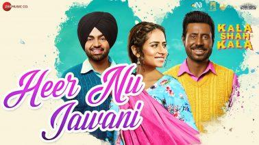 Heer Nu Jawani Song Lyrics