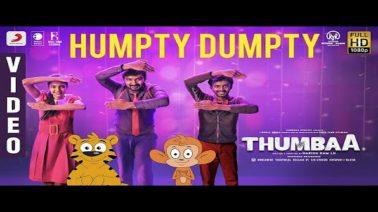 Humpty Dumpty Song Lyrics