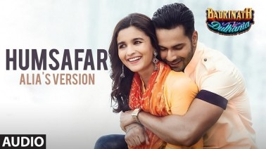 Humsafar (Alia Bhatt Version) Song Lyrics
