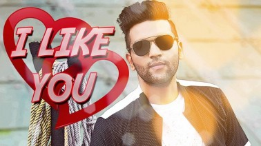 I LIKE YOU Song Lyrics
