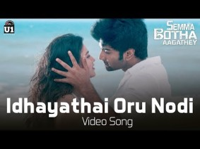 Idhayathai Oru Nodi Song Lyrics