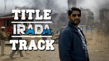 Irada Title Song Lyrics