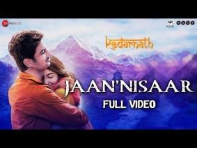 Jaan Nisaar Song Lyrics