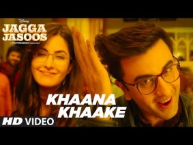 Khaana Khaake Song Lyrics