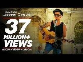 Jahaan Tum Ho Song Lyrics