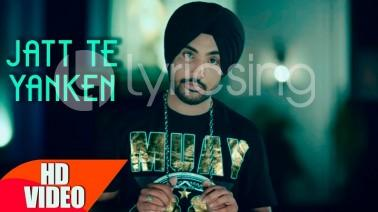 Jatt Te Yanken Song Lyrics