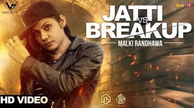 Jatti Vs Breakup Song Lyrics