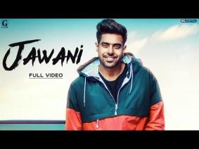 Jawani Song Lyrics