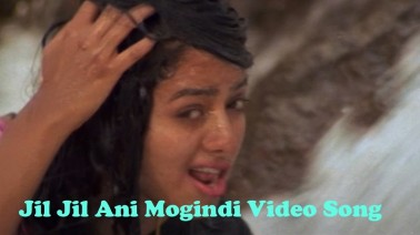 Jil Jil Jil Jillani Voogindi( Female S Song Lyrics