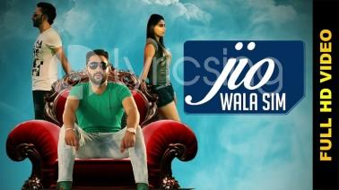 Jio Wala Sim Song Lyrics