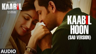 Kaabil Hoon Sad Version Song Lyrics