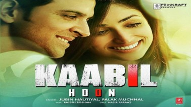 Kaabil Hoon Song Lyrics