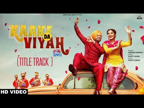 Kaake Da Viyah (Title Track) Song Lyrics