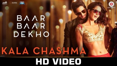 Kala Chashma Song Lyrics
