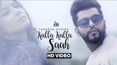 Kalla Kalla Saah Song Lyrics