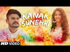 Kanak Sunehri Song Lyrics