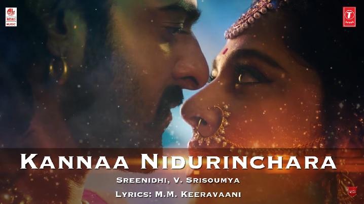 Kannaa Nidurinchara Song Lyrics