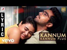 Kannum Kannum Plus Song Lyrics
