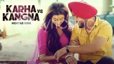 Karha Vs Kangna Song Lyrics