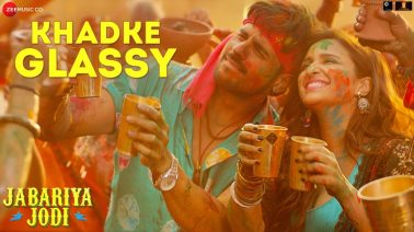 Khadke Glassy Song Lyrics